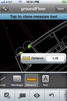 AutoCAD WS ahora soporta edición offline - autocad-ipad