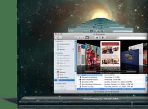 Cómo hacer y configurar un respaldo con Time Machine (Mac)
