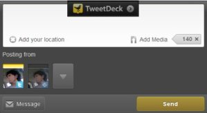 Tweetdeck disponible en la Chrome Web Store
