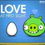 Postales para San Valentín de Angry Birds - AtfirstsightBig