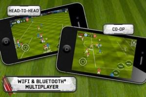 FIFA 11 para iPhone se actualiza y ahora tiene multijugador local