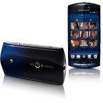 Sony Ericsson Xperia Neo - Xperia-neo-Black-Portrait
