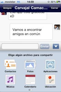 Ahora puedes compartir aplicaciones con Bump