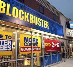 BlockBuster muere poco a poco, ahora esta en venta