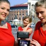 LG Optimus 3D permitirá grabar contenido en 3D - lg-optimus-3d-ladys