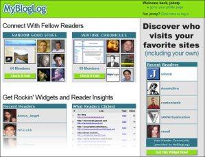 MyBlogLog es cerrada por Yahoo!