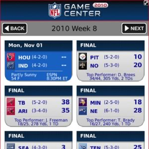 Sigue el Superbowl XLV desde tu Blackberry