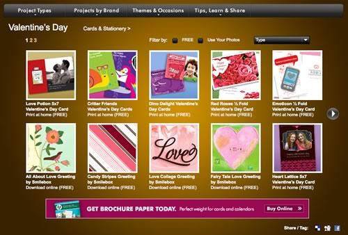 Tarjetas de San Valentín para imprimir y otros recursos - tarjetas-amor-imprimir