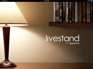 Yahoo anuncia Livestand para tablets