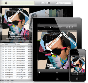 Como activar iTunes Home Sharing en tu iPod, iPhone o iPad