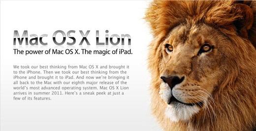 Rumores acerca de una versión Gold Master de Mac OS X Lion - Mac-OS-X-10