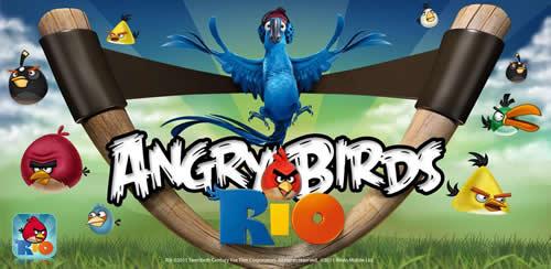 angry birds rio android gratis Angry Birds Rio para Android gratis en Android Market