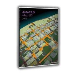 Autodesk lanza AutoCAD 2012 - autocad_map_3d_2012