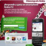 Gana un Nokia E5 respondiendo el Chismógrafo Nokia - chismografo-nokia-e5