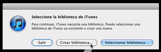 itunes multiples bibliotecas 3 Cómo usar varias bibliotecas de iTunes en una sola computadora