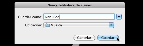 itunes multiples bibliotecas 4 Cómo usar varias bibliotecas de iTunes en una sola computadora