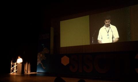 Experiencias del SISCTI 36, evento de tecnología del Tecnológico de Monterrey - siscti-36-cesar-gutierrez