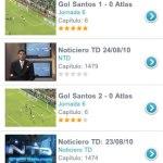 Tvolucion para iPhone y iPad - televisa-deportes