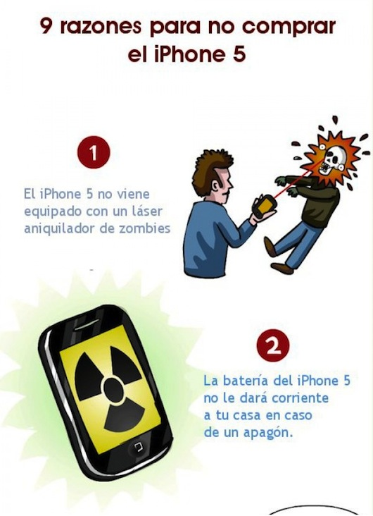 9 Razones para no comprar el próximo iPhone 5 [Infografía] - 9-razones-iphone-5