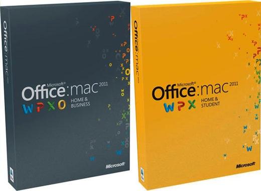 Service Pack 1 para Office Mac 2011 disponible para su descarga