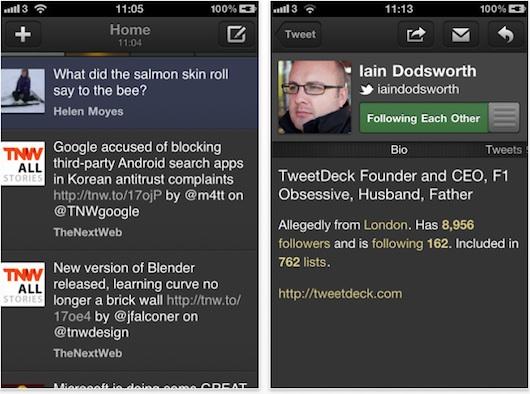 TweetDeck por fin actualiza su aplicación para iPhone - Tweetdeck-for-iphone-2.0