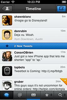 Tweetbot, el cliente de Twitter para iPhone que está causando conmoción - hero_screenshot