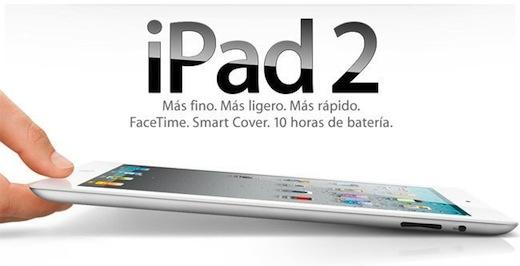 Primer Comercial de TV del iPad 2 - ipad-2-apple