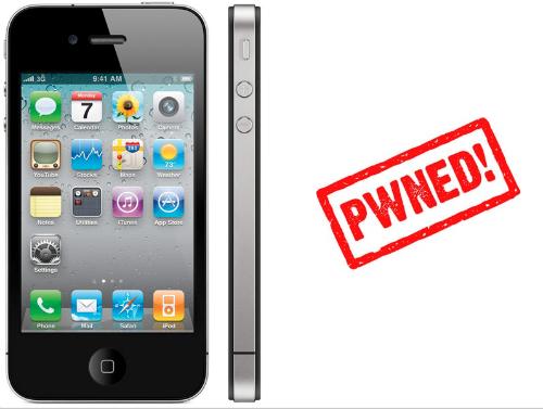 Jailbreak untethered para iOS 4.3.2 disponible con redsn0w - iphone-4-jailbreak