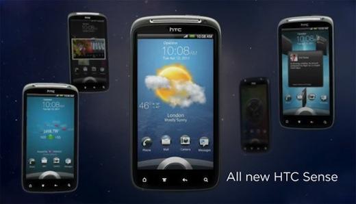 HTC presenta su nueva interfaz Sense 3.0 para Android - lockscreen-HTC-Sense-3