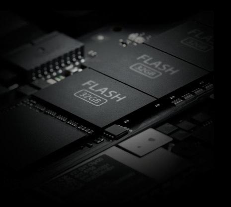 Las nuevas MacBook Air son un 25% más rápidas gracias a sus nuevos discos SSD Samsung - macbook-air-flash-ssd