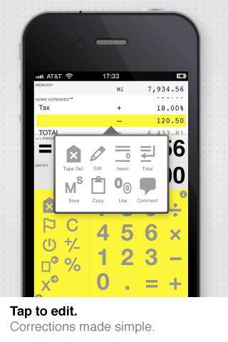Digits Calculator para iPad y iPhone, la calculadora perfecta - mzl.hcuvbtdf.320x480-75