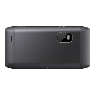 Nokia E7 en México - nokia-e7-gris-2