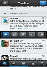 screenshot 02 Tweetbot, el cliente de Twitter para iPhone que está causando conmoción