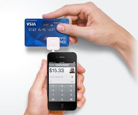 El sistema de pago por medio del iPhone, Square, recibe una fuerte inversión de Visa - Visa-invierte-en-Square
