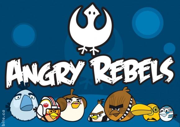 Angry Birds y Star Wars juntos [Humor] - em