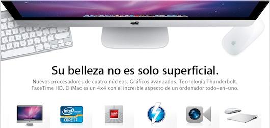Apple actualiza las iMac con Facetime y Thunderbolt - iMac-with-Facwtime-HD