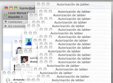 ichat msn Como agregar tu cuenta de MSN (Hotmail) a iChat