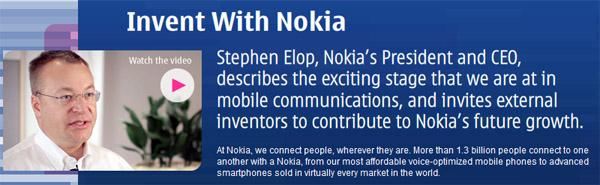 """Envía tus ideas a Nokia y ellos las harán realidad con """"Invent with Nokia"""" - invent-with-nokia"""
