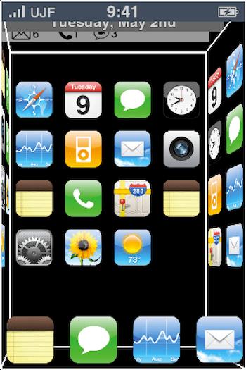 i3D , la aplicación 3D libre de lentes llega al iPhone y iPad - la-foto-5