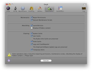 Optimiza tu Mac con Onyx