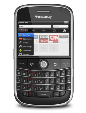 Opera Mini 6 para BlackBerry disponible - opera-mini-6-blackberry
