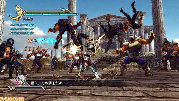 Saint Seiya tendrá un juego para PS3 - 101