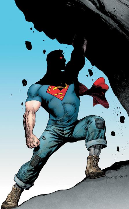 Superman cumple 73 años y cambia su traje de superhéroe - action_1jhasnasdnms
