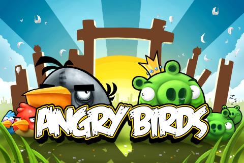 angry birds Angry Birds logra 1 millón de descargas por día