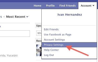 Como desactivar el etiquetado por reconocimiento facial de Facebook - deshabilitar-reconocimiento-facial-1