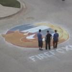 Firefox en Cuba, sacrificio de alto valor - firefoxmania-pintura-dia