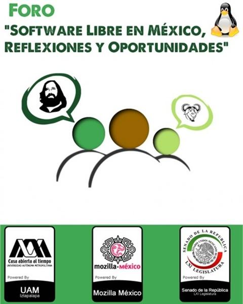 Foro de Software Libre en el senado mexicano - foro-software-libre-mexico-2011