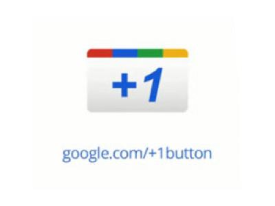 Google lanza el botón +1 para distintos websites. ¿Cómo agregarlo en mi sitio web? - google-1-button