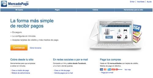 Nueva versión de MercadoPago que permite cobrar en otros sitios  - mercado-pago