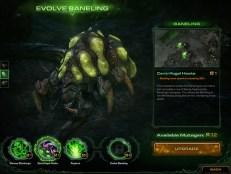 Startcraft 2: Heart of Swarm - starcraft-2-baneling-evolucion